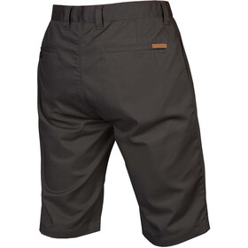 Endura Hummvee Chino Korte Broek met liner shorts Heren, grey